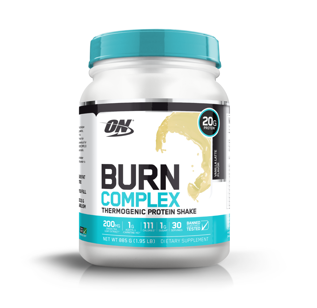 ON BURN COMPLEX THERMOGENIC PROTEIN 1.9LB (885G ...